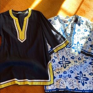 Bundle of two Boden tunics